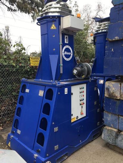 2016 Enerpac...SBL500 500 Ton Gantry System, (Unit #'s HG500-03-01...A, B, C, D)