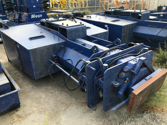 2007 Lift N Lock T1402-4-34 700 Ton Gantry Crane System (Unit # HG700101)