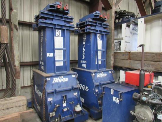2001 Lift Systems 500 Ton Gantry Crane System (Unit #HG505)