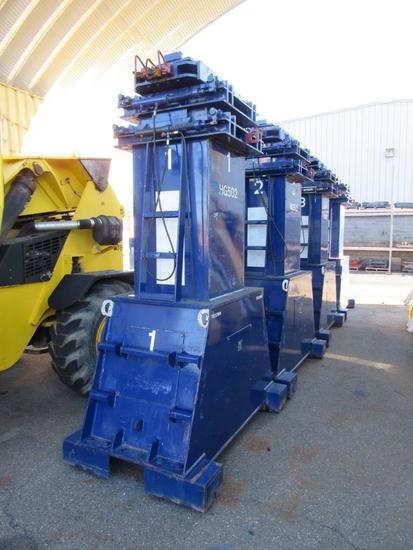 2001 Lift Systems 500 Ton Gantry Crane System (Unit #HG502)
