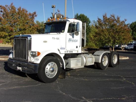 1996 Peterbilt 379 T/A Day Cab Road Tractor (Unit# T3-125)