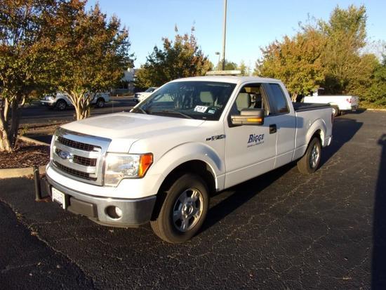 2014 Ford F150 XL Ext. Cab Pickup Truck