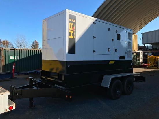 2012 Himoinosa HRJW-310 T6 275 KW T/A Generator (Unit #GEN112)