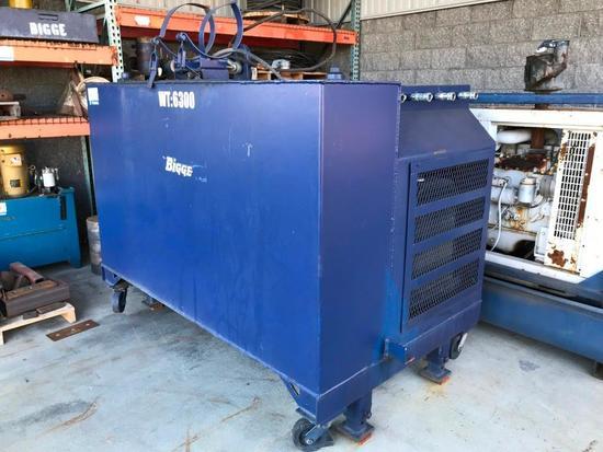 Propane Powered Hydraulic Power Unit for Gantry Jacks