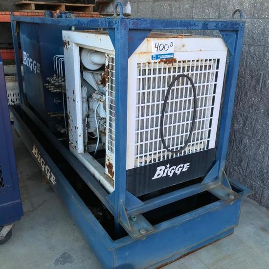 Hydraulic Pump Unit (Unit #HPU-002D)