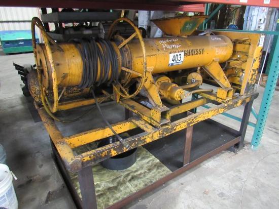 Modern Hydraulics Unified Hydraulic Jack System