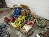 Torch Tip, Acetylene Gauges, Extension Cord
