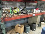 Clamps, Lifting Hooks, Screws, Safety Vests