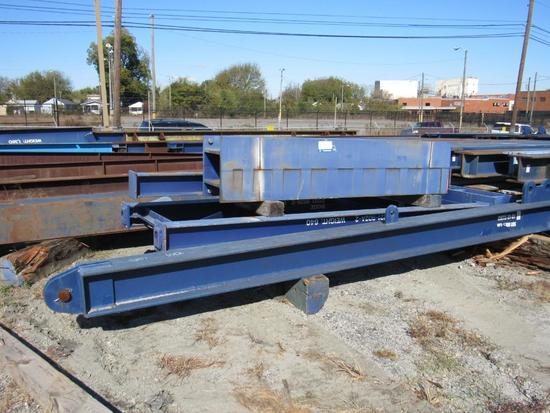 Heavy duty storage beams 22 Ft. Header Beam