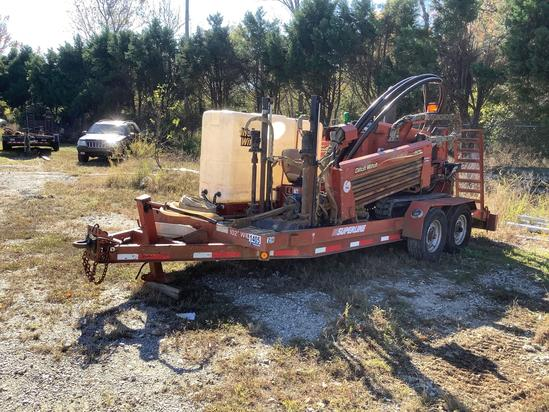 2006 Ditch Which JT921S Directional Drill With Trailer