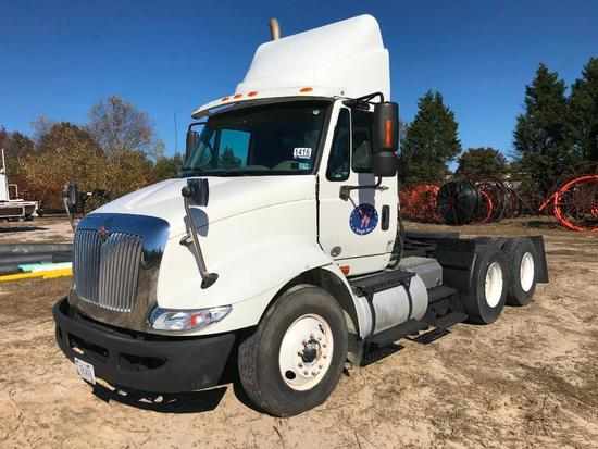 2010 International 8600 T/A Road Tractor