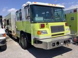 1998 PIERCE FIRE/EMERGENCY TRUCK (HENRICO COUNTY #424)