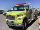 1998 FREIGHTLINER FL160 FIRE/EMERGENCY TRUCK (HENRICO COUNTY #425)