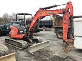 2010 Kubota U55 Excavator (Unit #12-1269)