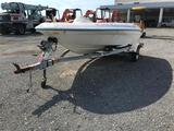 Sea Ray Jet Boat (PARTS ONLY - NO BOAT TITLE/NO TRAILER TITLE)