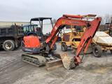 Kubota KX121-3 Excavator (UNIT 12-1251)