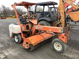 2000 LAY-MORE 6HC BROOM TRACTOR (UNIT #258005)
