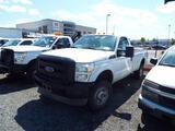 2012 FORD F250 4X4 PICKUP TRUCK