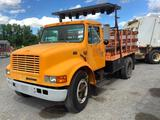 1996 International 4700 S/A Stake Body Truck (Unit #R02067) (INOPERABLE)