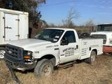 2002 Ford F250 Service Truck (INOPERABLE) (TITLE DELAY)