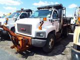 2005 GMC C7500 S/A DUMP TRUCK (VDOT UNIT #RO7202)
