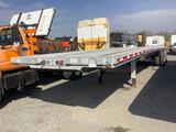 2016 East 48' FLAT BED TRAILER