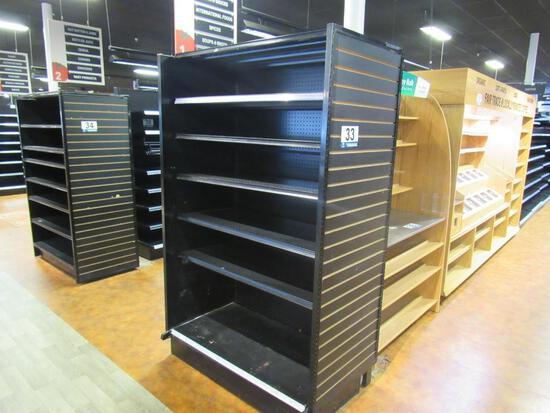 Madix Adjustable Shelving Unit
