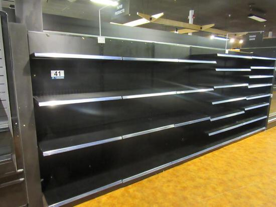 (5) Madix Adjustable Shelving Sections