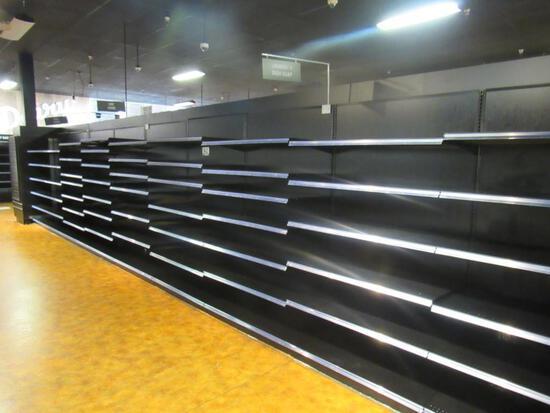 (9) Madix Adjustable Shelving Units