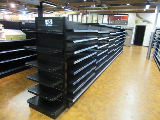 (8) Madix Adjustable Shelving Units
