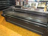 2002 Southern Store Fixtures ODC-8 Cooler Unit & Corner Shelf