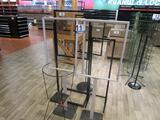 (6) Misc. Store Display Stands