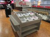Bulk Food Display Unit