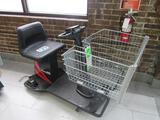 Amigo Value Shopper Electric Shopping Cart