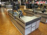 Checkout Counter & Point Of Sale System
