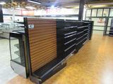 (6) Madix Adjustable Shelving Units