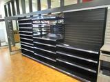(3) Madix Adjustable Shelving Units