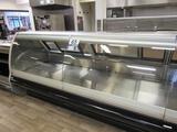 Hussmann Refrigerated Display Case