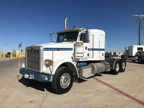 2013 Peterbilt 367 T/A Sleeper Road Tractor (Unit #TRS-277)