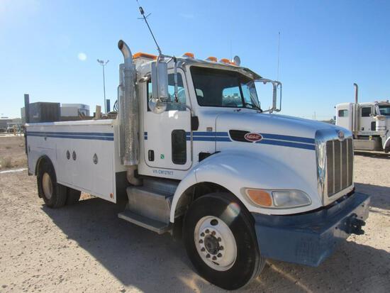 2012 Peterbilt...PB337 S/A Service Truck (Unit #TRB-606)