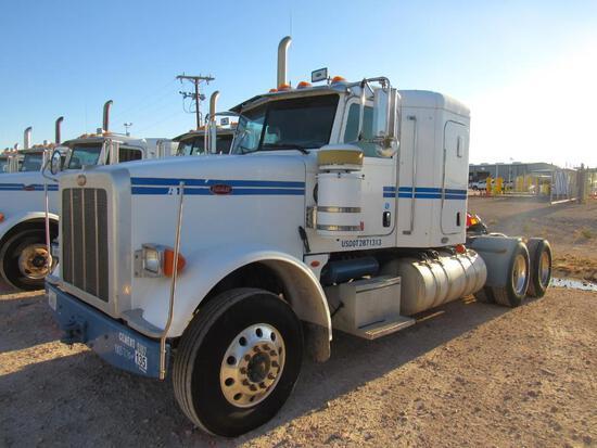2011...Peterbilt 367 T/A Sleeper Compressor Truck Road Tractor (Unit #TRB-270)
