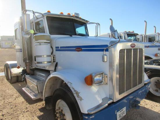 2011...Peterbilt 367 T/A Sleeper Compressor Road Tractor (Unit #TRB-265)