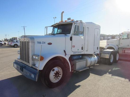 2007...Peterbilt 367 T/A Sleeper Blower Truck Road Tractor (Unit #TRB-234)