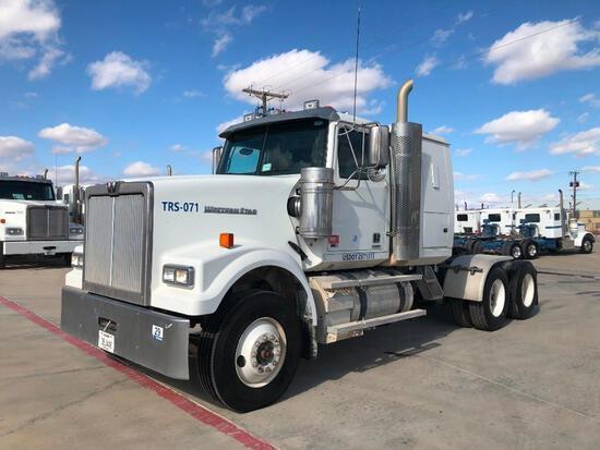 2014 Western Star 4900SF T/A Sleeper Road Tractor (Unit #TRS-071)