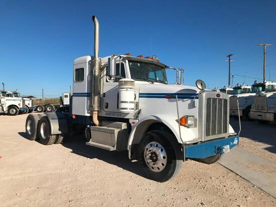 2013 Peterbilt 367 T/A Sleeper Hydraulic Truck Road Tractor (Unit #TRH-1084)