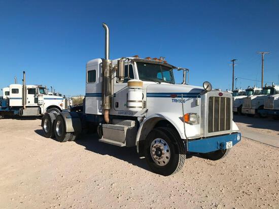 2013 Peterbilt 367 T/A Sleeper Hydraulic Truck Road Tractor (Unit #TRH-926)