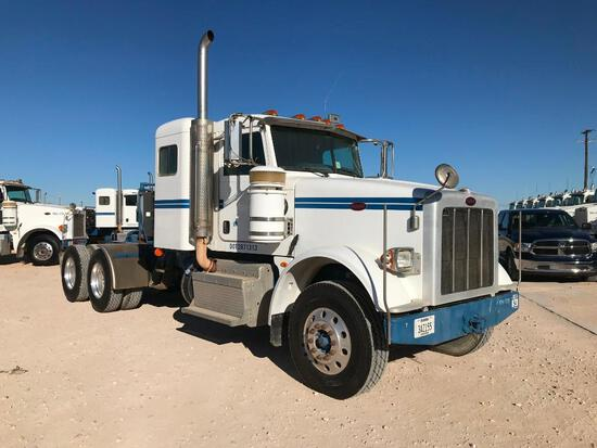 2013 Peterbilt 367 T/A Sleeper Hydraulic Truck Road Tractor (Unit #TRH-1723)