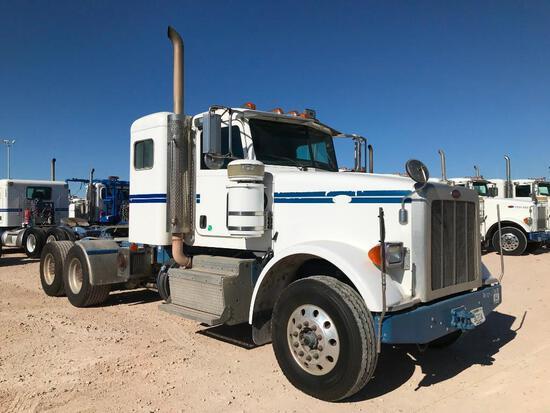 2013 Peterbilt 367 T/A Sleeper Hydraulic Truck Road Tractor (Unit #TRH-929)