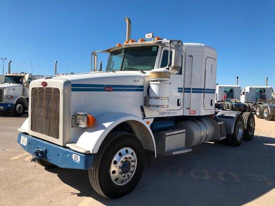 2012...Peterbilt 367 T/A Sleeper Hydraulic Truck Road Tractor (Unit #TRH-410)