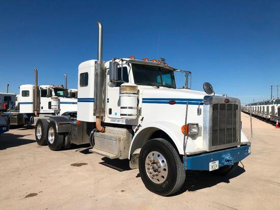 2012...Peterbilt 367 T/A Sleeper Hydraulic Truck Road Tractor (Unit #TRH-328)
